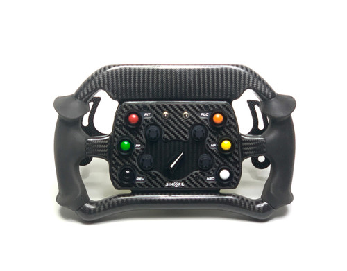 Indy18 VR Wd Formula style sim racing steering wheel