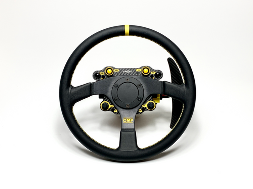STD24-RL Sim racing rally wheel button box