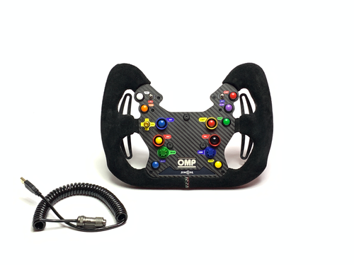 OMP GT-WD USB  sim racing steering wheel