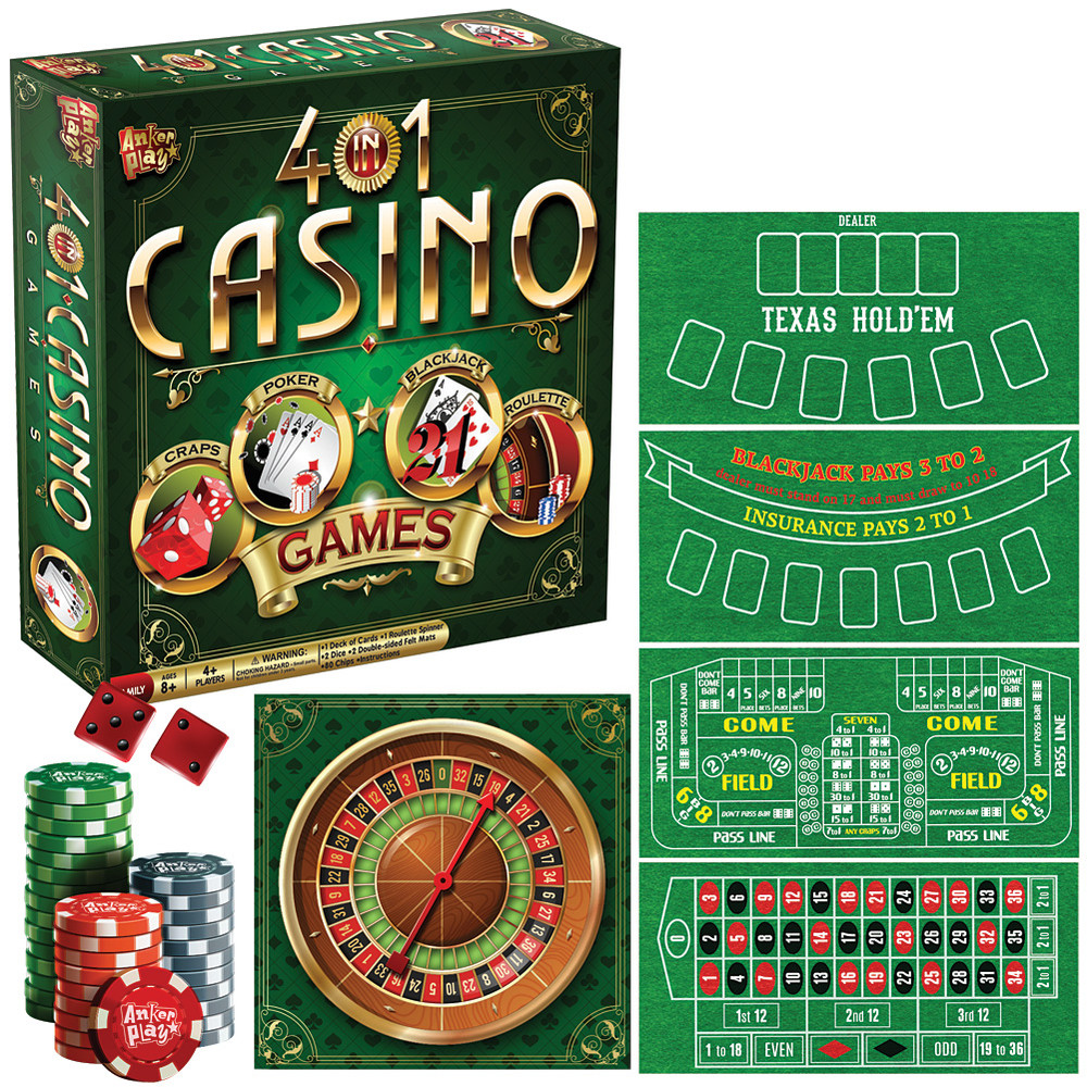 Family games casino casino game protection software