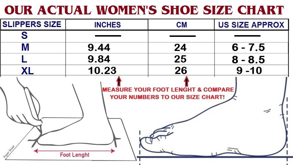 Women Casual Massage Slippers Wide-Feet