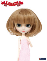 Wig:Bob (Light brown hair color)(MW-001)
