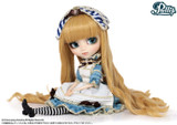 Sample doll / Classical Alice Pullip Ver.  **Hair is messy **Shoes &Headdress not include
