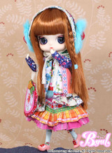 Ship out Middle to End of September 2021 / Sample doll/Multinic Stefie