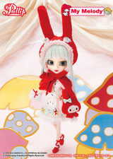Pre-order*ship out End of August / My Melody x HEN-NAKO