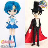 GS favorite:Tuxedo Mask & Sailor Mercury(T249,P136)
