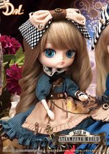 Dal *Alice in STEAMPUNK WORLD