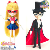 GS favorite:Tuxedo Mask & Sailor V (T249,P156)