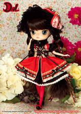 Sample doll /  Alpin