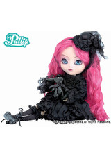Sample doll / Cornice *Might be satin doll from outfit.