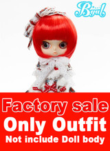 Factory sale / Siry **Only outfit, Not InClude Doll body