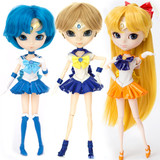 GS favorite: Sailor Uranus& Sailor Venus &Sailor Mercury (P136P139,P148)