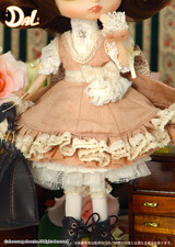 Sample doll /  Quince