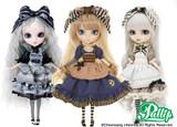 GS favorite:Classical Alice Sepia,Romantic Alice Monochrome,Alice in STEAMPUNK WORLD (P129,P151,P171)