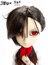 Little & Black Butler Sebastian -Private Teacher ver.