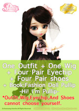 Beginners set:Nanette Erica Ver. From Pullip Premium