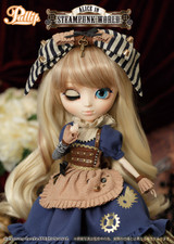 Beginners set: Alice in STEAMPUNK WORLD