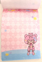 """Pullip loves Gloomy"" collaboration mini memo pad"