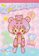 "(PG-857)""Pullip loves Gloomy"" collaboration mini memo pad"