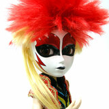 Raiden Yuzawa (From Japanese heavy metal band Seikima-II) Creator:Jap ko-bo