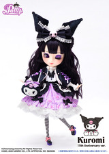 Pre-order*ship out End of September /KUROMI 15th Anniversary Version.