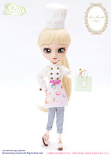 Sample doll /Not include Socks,T-shirts, / Les Secrets by Laduree