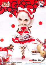 Doll case & Hello Kitty ★45th Anniversary