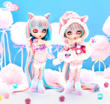 Pre-order*ship out End of July 2021 / Fluffy CC (Cotton Candy)