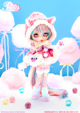 Pre-order*ship out December 2020 / Fluffy CC (Cotton Candy)