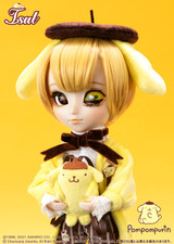 Pre-order*ship out End of April 2021 / POMPOMPURIN