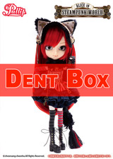 Dent Box /Cheshire Cat in STEAMPUNK WORLD