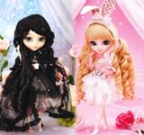 GS favorite:Bonnie&Nanette Erica (P182,P207)