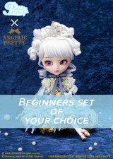 Beginners set of your choice : Angelic Pretty Particia