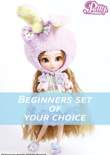 Beginners set of your choice : Kiyomi