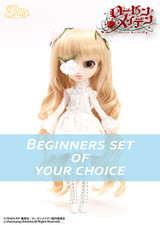 Beginners set of your choice : ROZEN MAIDEN KIRAKISHOU