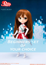 Beginners set of your choice : Sword Art Online Asuna