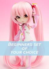 Beginners set of your choice : SAKURA MIKU
