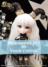 Beginners set of Your choice:Bouguetin