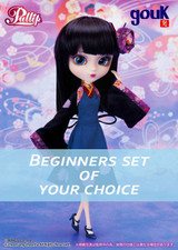 Beginners set of your choice: Shion