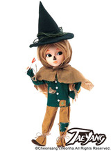 Scarecrow & Bonnie