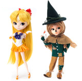 Scarecrow & Sailor Venus