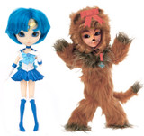 Lion & Sailor Mercury