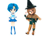 Scarecrow & Sailor Mercury