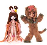 Lion & Yuhwa