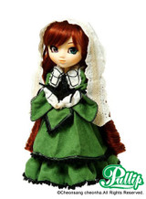 Sample doll /*Old Model (2006 ver.)Suiseiseki From Rozen Maiden**veil &cuff dirty
