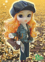 Sample doll / Brand new Purezza This doll :**Hair is messy, Table set &Sunglasses is not include