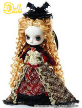 Sample doll /Ende ** Not include Mantle & Sticker &Shoes &Headdress