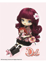 Sample doll /  Fiori