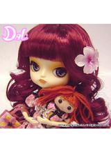Sample doll /  Fiori