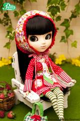 Sample doll /Ddalgi